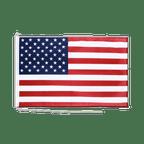 Drapeau pour bateau USA - 60 x 90 cm