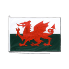 Wales - Boat Flag PRO 2x3 ft