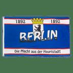 Drapeau Berlin 1892 Die Macht aus der Hauptstadt - 90 x 150 cm