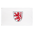 Brunswick with crest - 3x5 ft Flag
