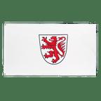 Stadt Braunschweig mit Wappen - Flagge 90 x 150 cm