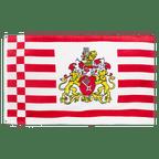Bremen with crest - 3x5 ft Flag