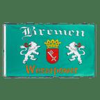 Bremen Weserpower - Flagge 90 x 150 cm
