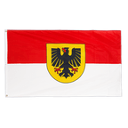 Drapeau Dortmund - 90 x 150 cm