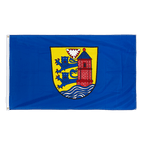 Drapeau Flensbourg - 90 x 150 cm