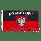 Frankfurt Im Zeichen des Adlers - 3x5 ft Flag