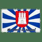 Hamburg Die Macht im Norden - 3x5 ft Flag