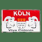 Köln Viva Colonia - Flagge 90 x 150 cm