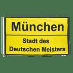 Munich Stadt des Deutschen Meisters - 3x5 ft Flag