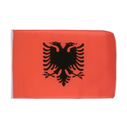 Petit drapeau Albanie - 30 x 45 cm