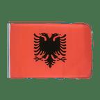 Albanien - Flagge 30 x 45 cm