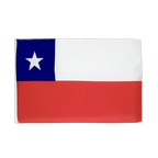 Chile - 12x18 in Flag