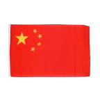 China - Flagge 30 x 45 cm