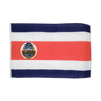 Costa Rica - 12x18 in Flag