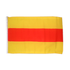 Petit drapeau Bade - 30 x 45 cm