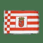 Petit drapeau Brême - 30 x 45 cm