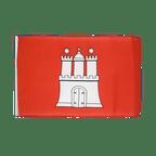 Petit drapeau Hambourg - 30 x 45 cm