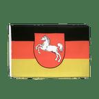 Niedersachsen - Flagge 30 x 45 cm