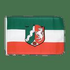 Petit drapeau Rhenanie du Nord-Westphalie - 30 x 45 cm