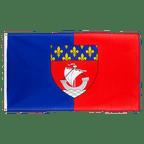 Paris - Flagge 90 x 150 cm