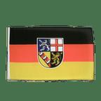 Petit drapeau Sarre - 30 x 45 cm