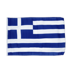 Greece - 12x18 in Flag