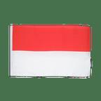 Indonesien - Flagge 30 x 45 cm