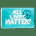 All Lives Matter - 3x5 ft Flag