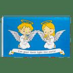 Angels In Faith - 3x5 ft Flag