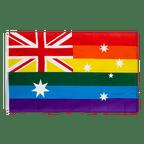 Rainbow Australia - 3x5 ft Flag