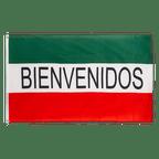Bienvenidos - 3x5 ft Flag