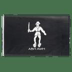 Pirate Black Bart Roger - 3x5 ft Flag