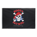 Pirate Booty Patrol - 3x5 ft Flag