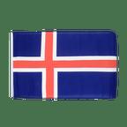 Petit drapeau Islande - 30 x 45 cm