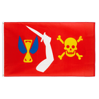 Pirate Christopher Moody - 3x5 ft Flag