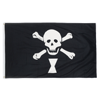 Pirate Emanuel Wynne - 3x5 ft Flag