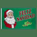 Feliz Navidad - 3x5 ft Flag