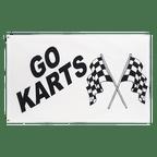 Go Karts - 3x5 ft Flag