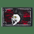 Iron Cross Skull - 3x5 ft Flag