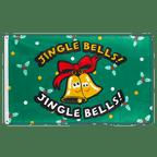 Jingle Bells - 3x5 ft Flag