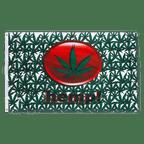 Marijuana Hemp - 3x5 ft Flag