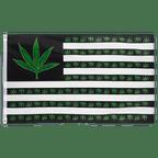 Marijuana USA Leaf - 3x5 ft Flag