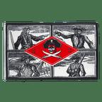 Pirate Captains - 3x5 ft Flag