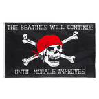 Pirate Morale - 3x5 ft Flag