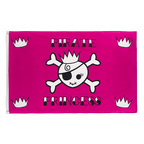 Pirate Princess - 3x5 ft Flag
