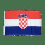 Petit drapeau Croatie - 30 x 45 cm