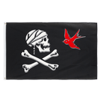Pirate Sparrow - 3x5 ft Flag