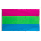 Polysexual - 3x5 ft Flag