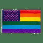 Rainbow Glory - 3x5 ft Flag