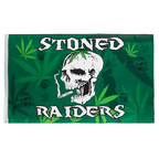 Stoned Raiders - 3x5 ft Flag